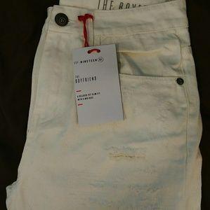 NWT Boyfriend jeans